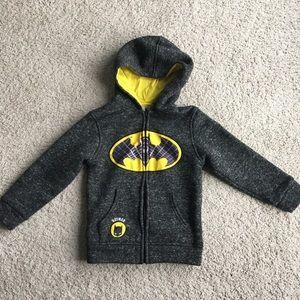 Batman Hoodie Size 6